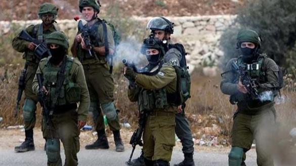 إستشهاد شاب فلسطيني برصاص الإحتلال في بيتا جنوب نابلس