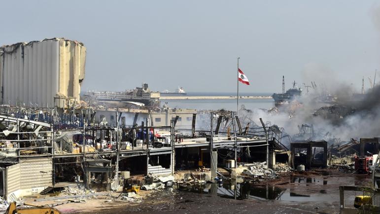 قضية انفجار المرفأ مرشحة إلى تصعيد في الشارع... وتَرِكة حكومة دياب في أول جلسة وزارية