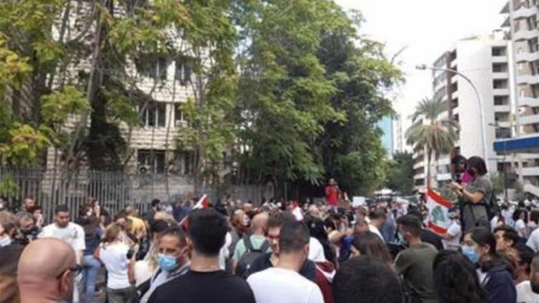 توضيحٌ للجنة عوائل شهداء المرفأ بشأن ما حصل اليوم خلال الوقفة الإحتجاجية أمام قصر العدل