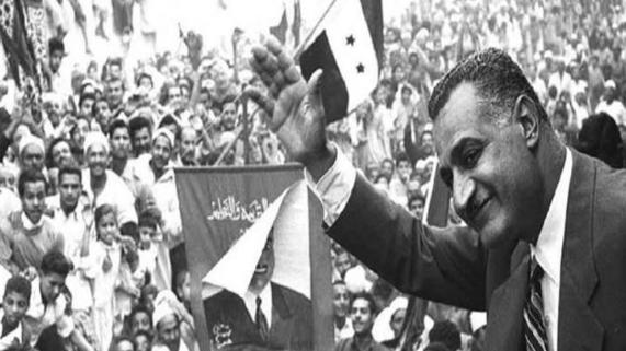 عبد الناصر ظاهرة استثنائية غير مسبوقة