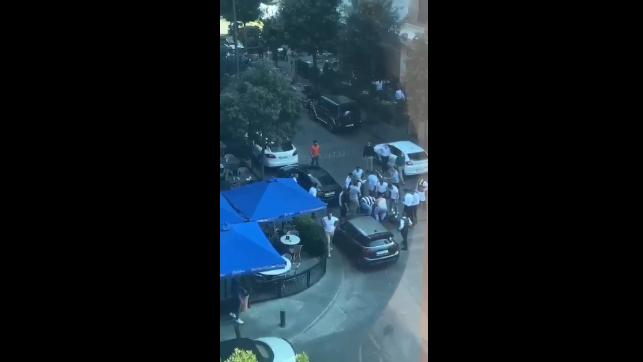 بالفيديو: إطلاق نار على شخص في بيروت.. وقوى الأمن توضح