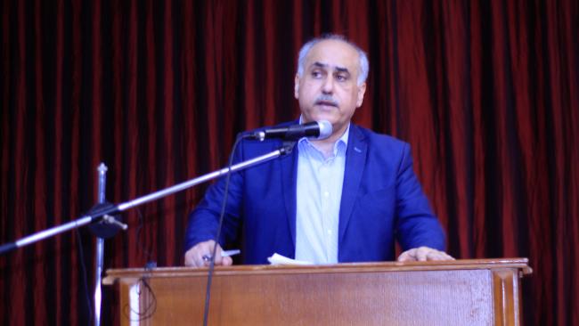 """أبو الحسن يبحث الحلول الممكنة لمواجهة الأزمات المعيشية مع كوادر """"التقدمي"""" وخلايا الأزمة في المتن"""