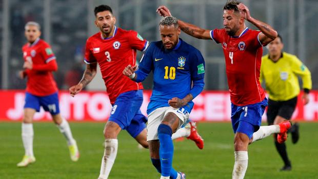 منتخب البرازيل يسجل بداية تاريخية في تصفيات كأس العالم