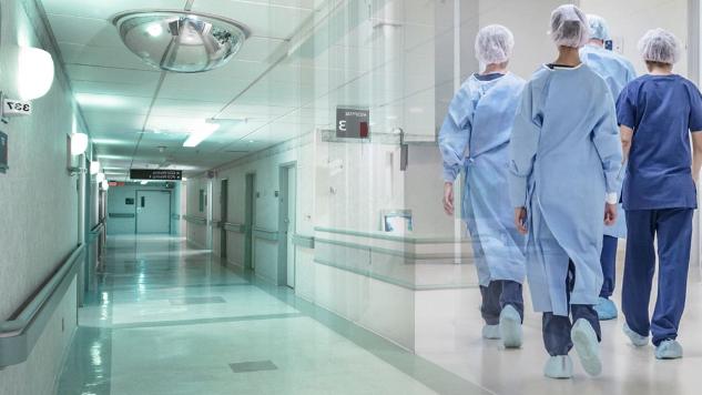 معاناة المستشفيات تابع.. 700 ألف يومياً على كل فاتورة استشفاء