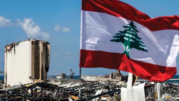 وفد عسكريّ أوروبي في بيروت اليوم